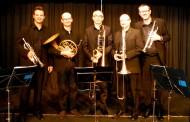 Le Pévèle Brass Quintet à Hollingbourne