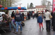 Le rendez-vous du dimanche matin est trouvé, c'est désormais le marché de la gare.