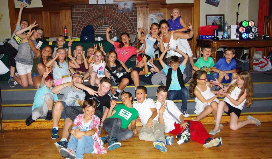 Soirée organisée par le Conseil Municipal des Enfants