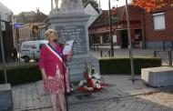 Cérémonie commémorative en hommage aux Harkis  et aux membres des formations supplétives.