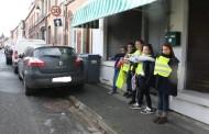 Opération sécurité avec le Conseil Municipal des Enfants