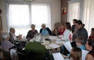 Rencontre et partage à la maison de retraite