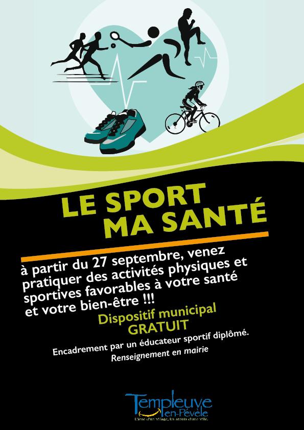 Le sport, ma santé