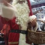 marché de Noël Pére Noël c