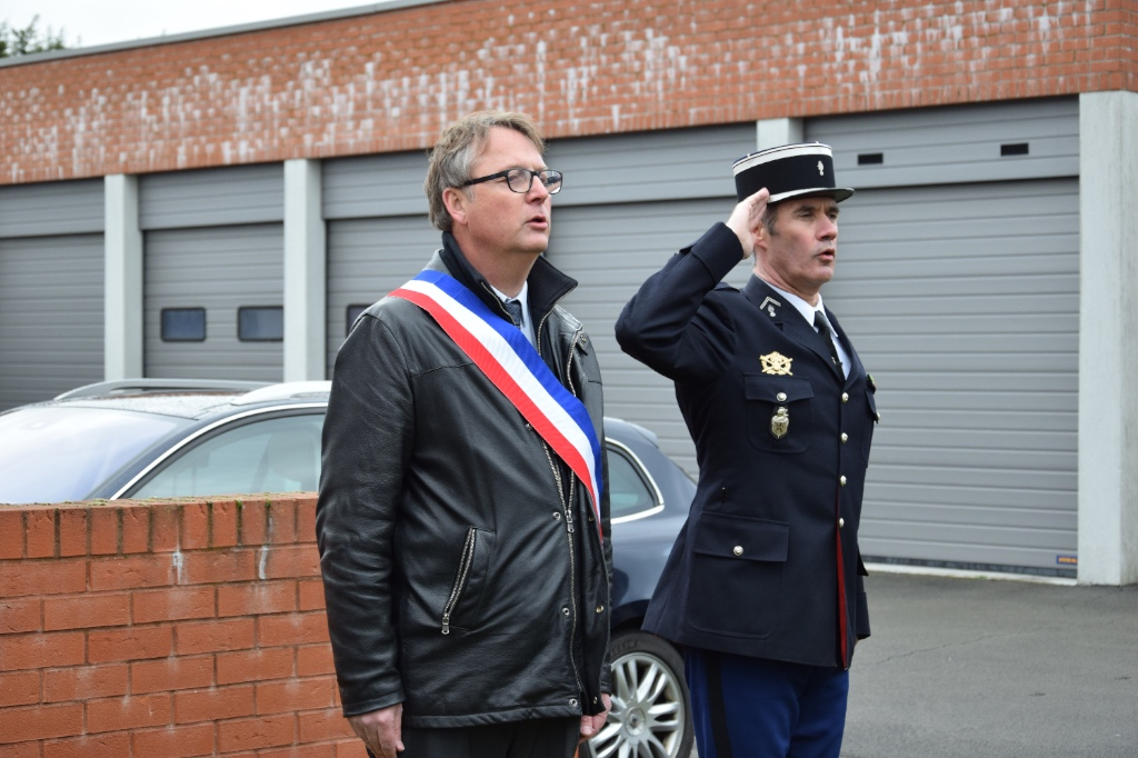 Hommage à Arnaud Beltrame