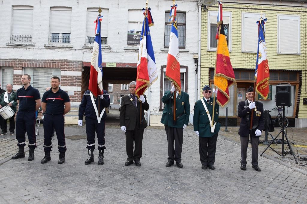Commémoration Franco-Belge