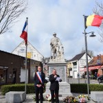 COMMEMORATION FRANCO BELGE 2018- 019