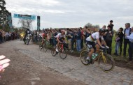 Animations festives autour du Paris-Roubaix