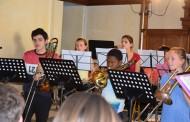 Concert de l'orchestre junior de l'école de musique de l'Harmonie de Templeuve