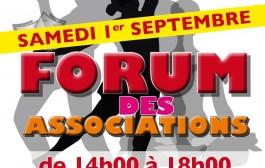 Forum des associations 2018