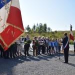 Cérémonie d'hommage au monument de Canchomprez 2018001