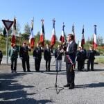 Cérémonie d'hommage au monument de Canchomprez 2018006