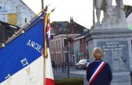 Journée nationale d'hommage aux harkis et autres membres des formations supplétives à Templeuve-en-Pévèle
