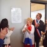Inauguration médiathèque012