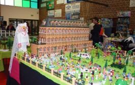 Exposition Playmobil 2018 à Templeuve-en-Pévèle