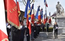 Cinquantenaire de l'adhésion des Anciens Combattants  d'Afrique à la section de Templeuve-en-Pévèle
