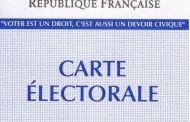 Inscription sur les listes électorales pour les élections européennes