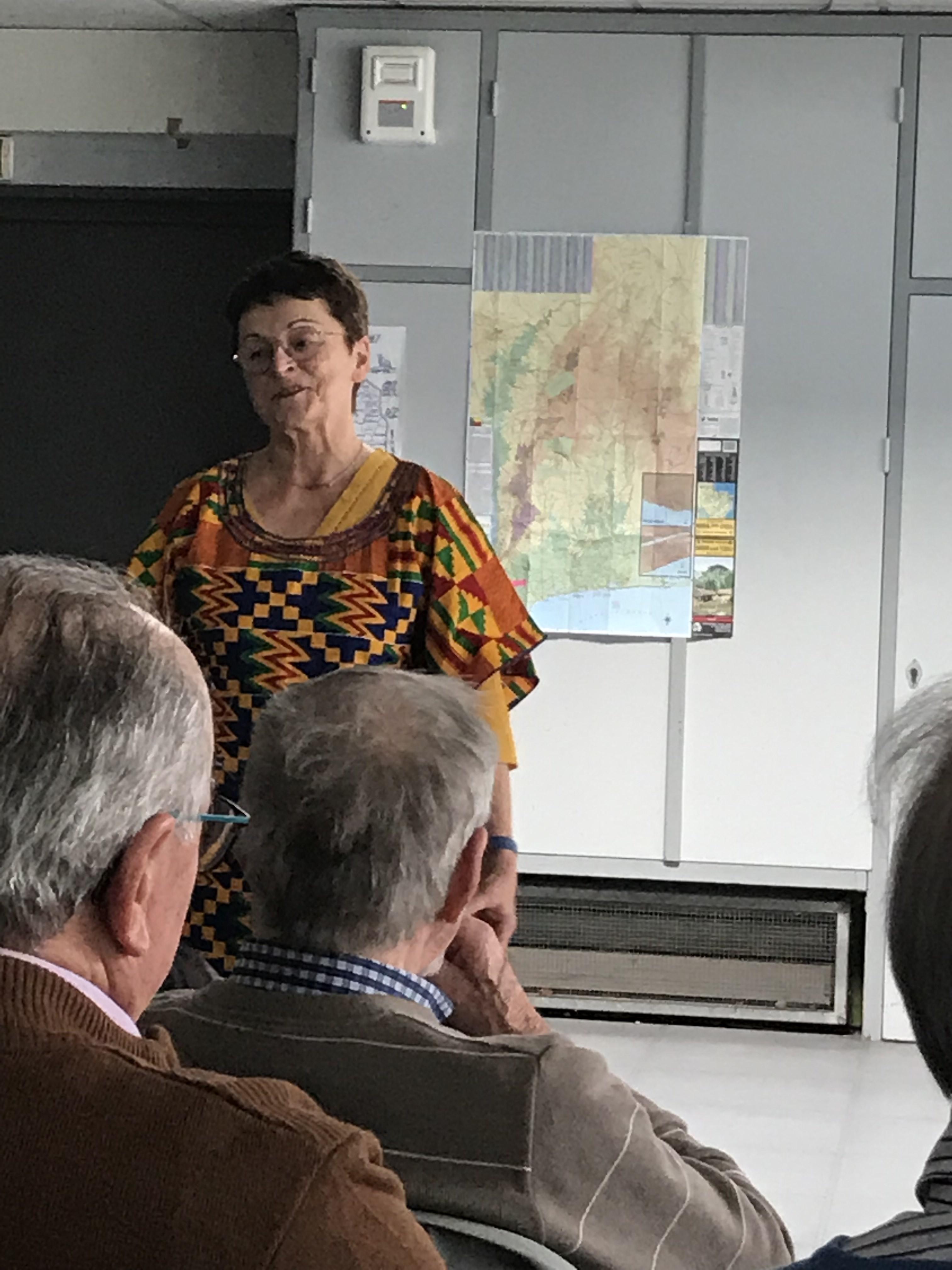 CCFD : voyage d'étude au Togo