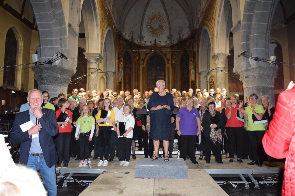 Concert des chorales de Gruson et «Chantons à Templeuve»