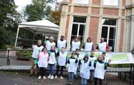 NETTOYONS LA NATURE : les enfants templeuvois se mobilisent