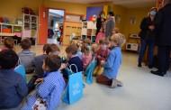 Ecole Saint-Martin : les petits et moyens médaille d'or de l'éco-mobilité !