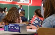 La rentrée des classes : des nouveaux dictionnaires, une nouvelle cantine et une dernière rentrée…